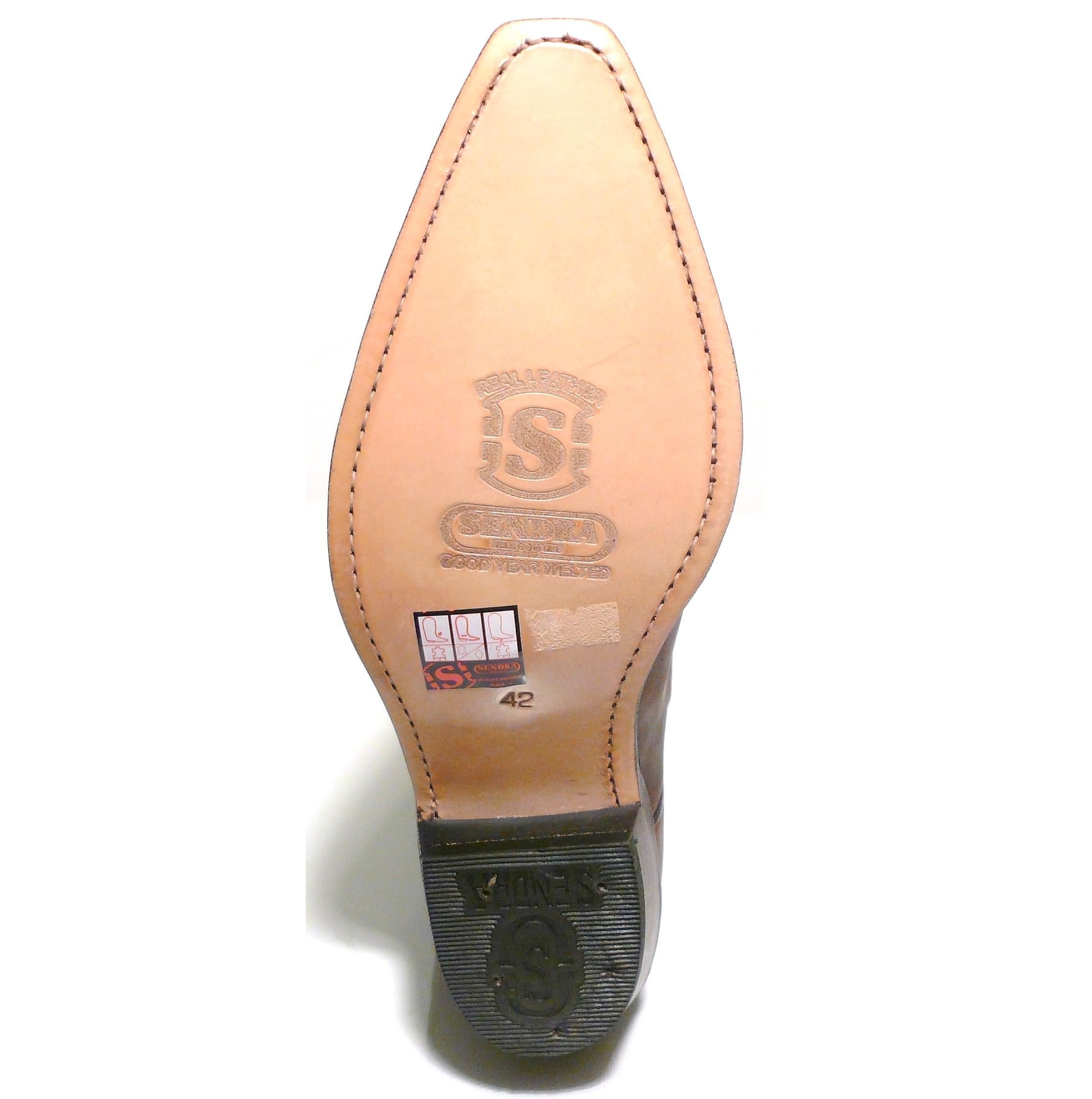 220be13d39088 Sendra Denver Brown - Roy Dunn´s Western Store Online