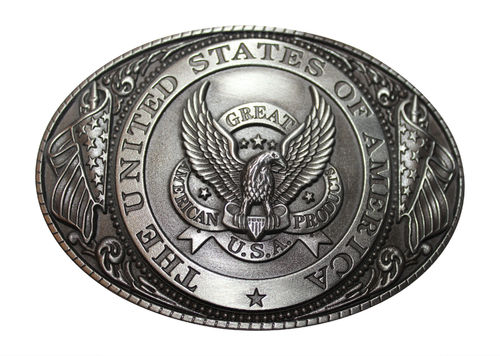 Buckle USA  Adler Uni