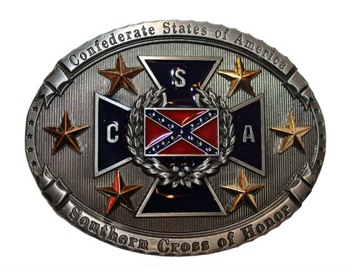 Buckle State CSA Cross of Honor