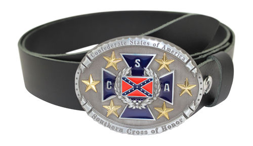 Gürtel USA CSA Cross of Honor