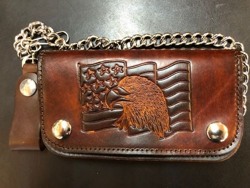 Wallet Adler Flag USA