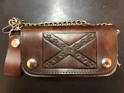 Wallet Dixi Flag USA